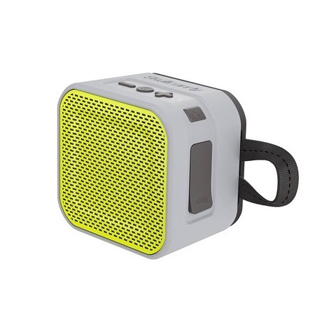 Image for Barricade Mini, Gray / Hot Lime